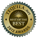 Best of the Best Tequila award