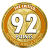 92 points critico medal