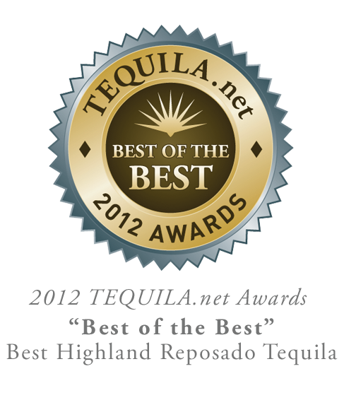 Best of Best Reposado by tequila.net