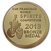 San Francisco Bronze Medal